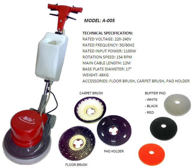 Polisher-machine-a.005 B